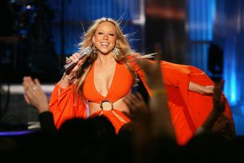 """Mariah Carey's """"Glitter"""" Mysteriously Tops iTunes Chart After 2001 """"Failure"""""""
