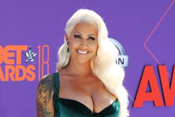 Amber Rose Really Wants To Be The Microphone From Jill Scott's NFSW Concert Video