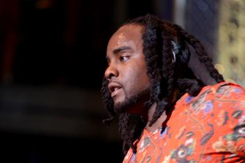 "Wale Says His Next Album Will ""Hopefully"" Be His Last"