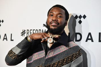 "Meek Mill Shares Cover Art For New Album ""Championships"""