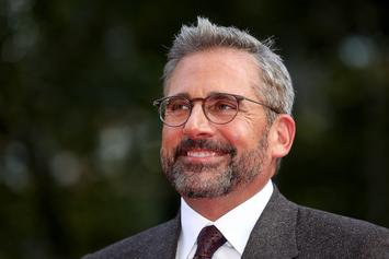 """Steve Carell Urged To Sign On For """"The Office"""" Reboot By The Show's Cast On SNL"""