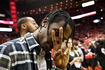 "Travis Scott Reportedly Files Trademark For ""Astroworld"" Jewelry"