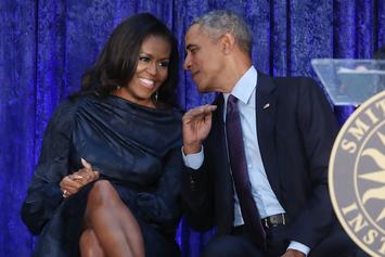 Barack Obama Surprises Michelle, Compares It To Beyonce & Jay Z