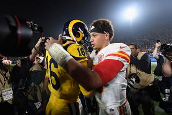 Rams, Chiefs Combine For Record-Breaking Game On MNF