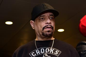 Ice-T Tries Bagels & Coffee For The First Time