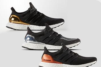 "Adidas UltraBoost ""Medal Pack"" Returns This Weekend"