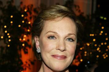 Julie Andrews Set To Join The Cast Of Aquaman