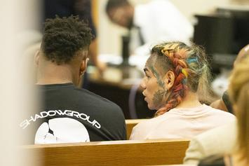 6ix9ine's New Attorney Once Busted For Sneaking Drugs Into Jail: Report