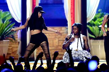"Nicki Minaj Lives Lavish In Lil Wayne-Assisted ""Good Form"" Teaser"