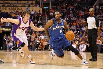 Gilbert Arenas' Sex Tape Accuser Settles Out Of Court: Report