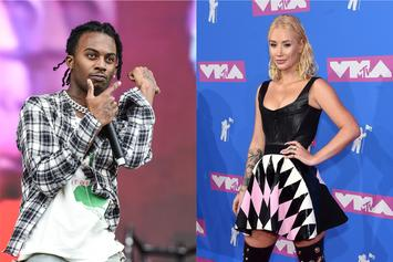A$AP Mob Trolls Playboi Carti With Iggy Azalea Photo