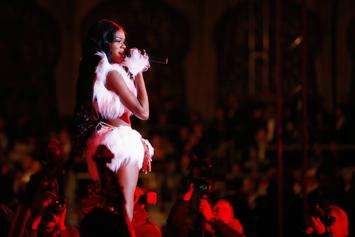 Azealia Banks Turns Heads With Christmas-Themed EP Announcement