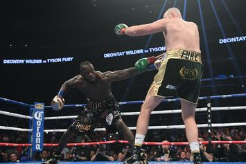 Deontay Wilder, Tyson Fury Fight Ends In Draw, Fighters Call For Rematch