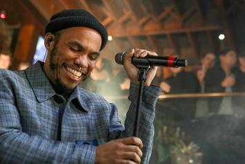 "Anderson .Paak Announces ""Andy's Beach Club World Tour"" Dates"