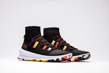 """Under Armour Debuts """"M-Tag"""" Sneakers For Dennis Smith Jr. & Others"""
