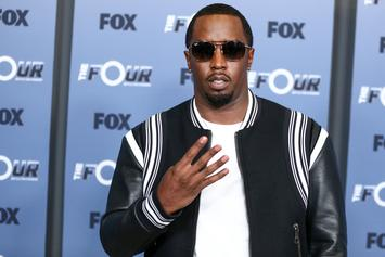 "Diddy's Handling Kim Porter's Death ""Day By Day,"" Just Focused On Kids"