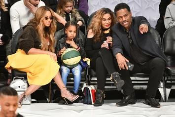 """Beyonce's Mom Pens Loving Birthday Message To """"Incredible"""" Son-In-Law Jay Z"""