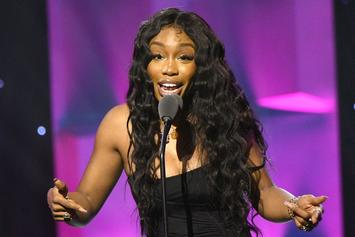 "SZA Walks Away With Billboard's 2018 ""Rule Breaker"" Award"
