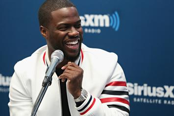 Kevin Hart's First Appearance Since Oscars Dropout Is A Major Flex