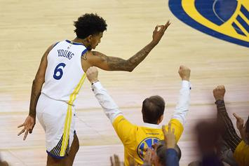 Nick Young Is Back In The NBA