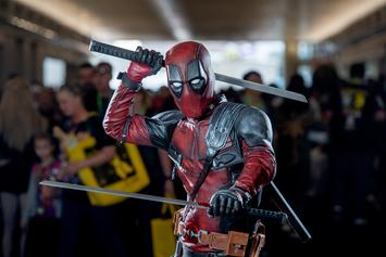 """Watch Deadpool Defend Nickelback With An Arsenal Of """"Facts"""""""