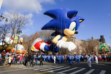 """""""Sonic The Hedgehog"""" Live Action Movie Poster Causes Confusion & Dismay From Fans"""