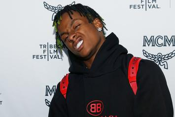Rich The Kid Announces He's Expecting A Baby With Tori Brixx