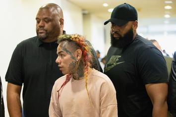 Tekashi 6ix9ine Implicating Himself In Chief Keef Shooting Being Reviewed By Feds