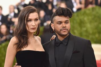 """Bella Hadid Admits The Weeknd Is The """"Most Beautiful Person"""" She Knows"""