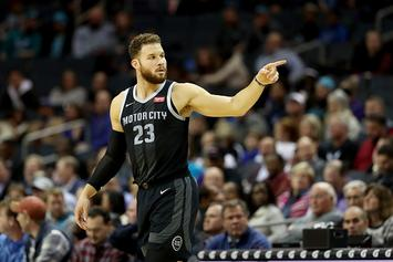 Blake Griffin Confronts Heckler In Minnesota: Video