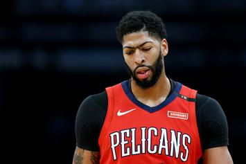 """Pelicans Coach Alvin Gentry Vows To """"Never Trade"""" Anthony Davis"""