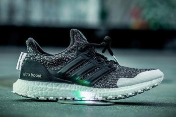 """Game Of Thrones x Adidas UltraBoost """"Night's Watch"""": First Look"""