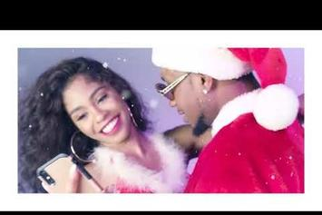 "Slim Jxmmi Is A Stingy Santa In ""Nothing For Christmas"" Video"
