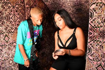Jaden Smith Jokingly Proposes Marriage To Kylie Jenner's BFF Jordyn Woods