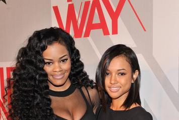 Teyana Taylor & Karrueche Are Complimentary Babes At The Ciroc Christmas Bash