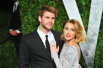 Miley Cyrus Confirms Secret Wedding To Liam Hemsworth With Photos