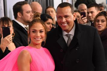 Jennifer Lopez & Alex Rodriguez's Daughters Are Pretty Good At Playing The Ukulele