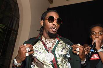 "Offset Teases Fans Over Solo Debut: ""Should I Leak Sum?"""