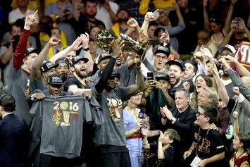 """LeBron James Says 2016 NBA Title Made Him """"The Greatest Player Of All Time"""""""
