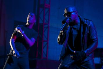 """Kanye West Teases Joint """"Kids See Ghosts"""" Tour With Kid Cudi In 2019"""