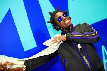 "Kodak Black's ""ZEZE"" Hits Double Platinum Status"