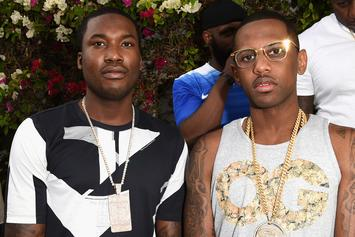 "Meek Mill's Desperate Attempts To ""Milly Rock"" Leave Fabolous Cackling"