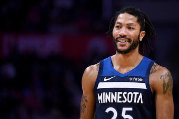 NBA All-Star Fan Voting: Derrick Rose Ranks 6th Among All NBA Players