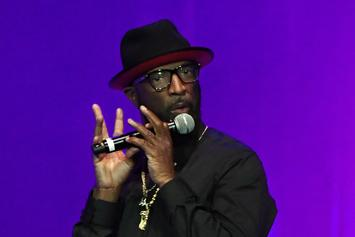 Rickey Smiley Backs Up Tiffany Haddish After Her Botched New Year's Set