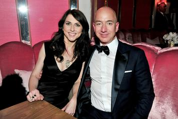 Amazon's Jeff Bezos' Is Going To Divorce Court With $137 Billion At Stake