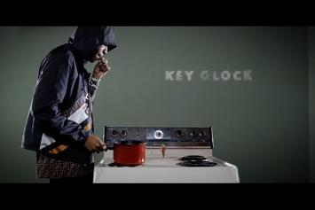 """Key Glock Reigns Over The Stove In """"Bottom Of the Pot"""" Visuals"""