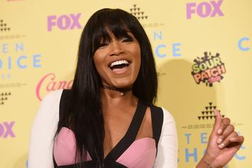 """R. Kelly's Former """"Student"""" Keke Palmer Lashes Out At Him On Instagram"""
