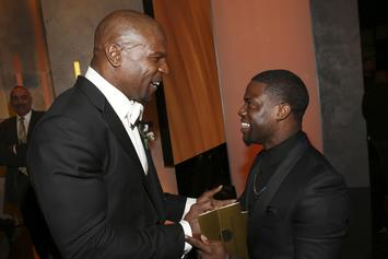 """Terry Crews' Advice To Kevin Hart: """"Acknowledge the Pain of Other People"""""""