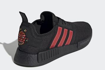 "Adidas NMD R1 Is The Latest Silhouette To Receive ""Chinese New Year"" Colorway"