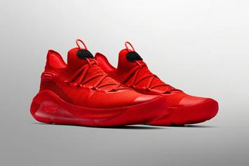 "Under Armour Curry 6 ""Heart Of The Town"" Release Info"